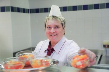 Sabine Schnarchendorf Cafeterialeiterin