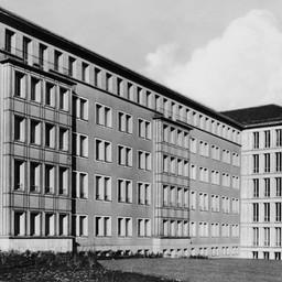 Studentenwohnheim Nürnberger Straße 1959, Universitätsarchiv Leipzig
