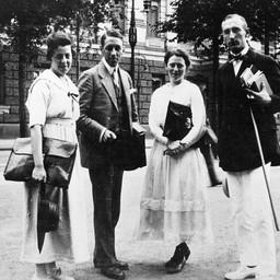 Otto und Susann Suhr, Leipziger Studenten in den 20er Jahren, Universitätsarchiv Leipzig