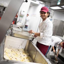 Internationales Kochen (c) Anne Schwerin
