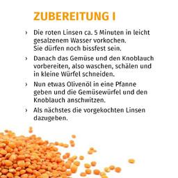 Rezept Linsen-Bolognese 3