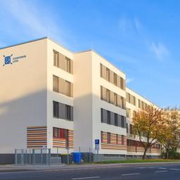Studentenwohnheim Gutenbergplatz 4