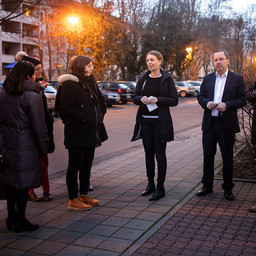 Deutsch-Französische Partnerschaft: Französisches Studentenwerk zu Gast in Leipzig