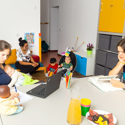Studentisches Familienzentrum StuFaz Studentenwerk Leipzig