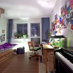 Studentenwohnheim Titaniaweg 7