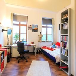 Studentenwohnheim Seeburgstraße 47