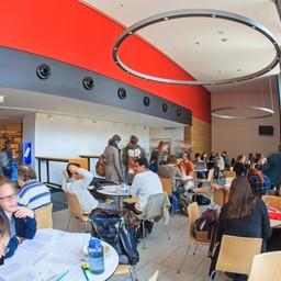 Cafeteria Mensa am Park