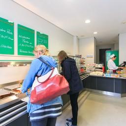 Cafeteria Mensa Peterssteinweg