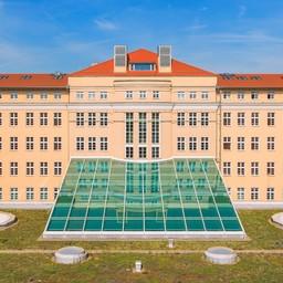 Dach Mensa und Cafeteria Academica