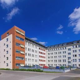 Studentenwohnheim Nürnberger Straße 42-48 / Brüderstraße 26
