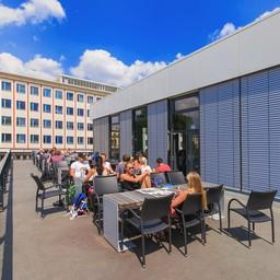 Mensa und Cafeteria am Elsterbecken