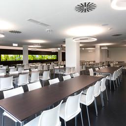 Mensa und Cafeteria am Medizincampus Studentenwerk Leipzig