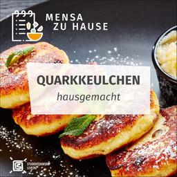 Rezept Quarkkeulchen 1