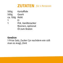 Rezept Quarkkeulchen 2