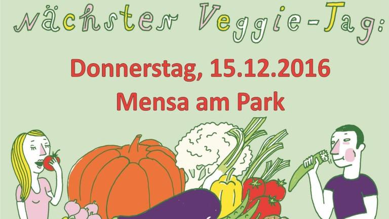 Veggie-Tag Mensa am Park