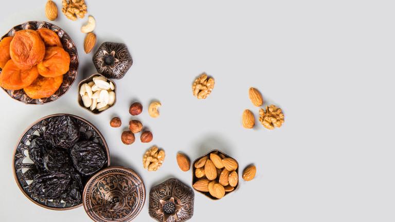 Orientalische Lebensmittel