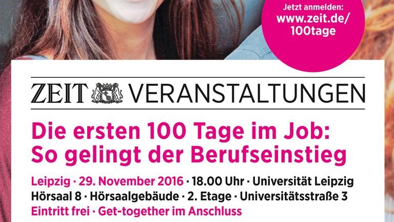 Zeit Campus an der Uni Leipzig