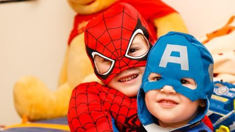 Kinderfasching Kostüme
