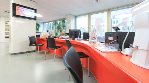 Studenten Service Zentrum (SSZ)