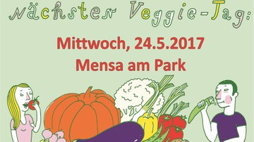vegetarisch & vegan in der Mensa am Park Leipzig