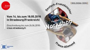 Theaterworkshop Straßburg