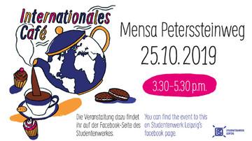 Internationales Café Logo