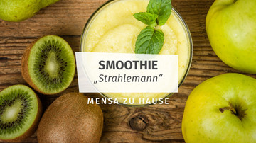 Smoothie Rezept Mensa Zuhause