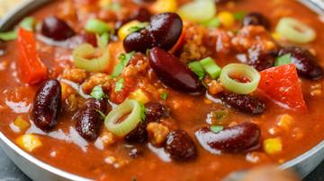 Chili con Tofu Mensa-Rezept Studentenwerk Leipzig