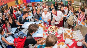 25 Jahre - Kuchenaktion
