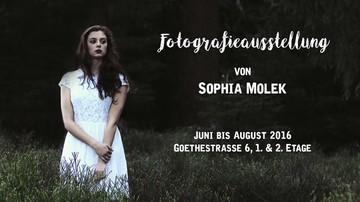 Sophia Molek Fotoausstellung