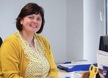 Susann Pianski-Lehmann Leiterin Jobvermittlung