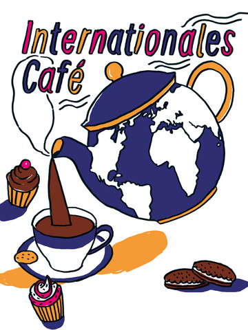 Internationales Café