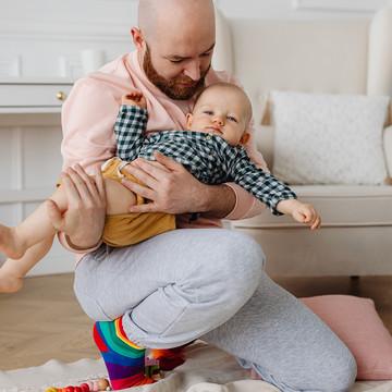 Kinderbetreuung Studium mit Kind