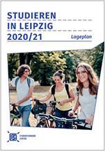 Lageplan Studieren in Leipzig